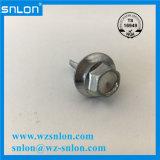 Vis Drilling de tête Hex de DIN7504K avec la rondelle en esclavage d'EPDM