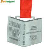 Médaille de sport personnalisé avec la conception 2D