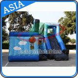 Party Hire Inflable Casper Ghost Bouncer et Slide Combo