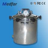 Sterilizer redondo circular do vapor da pressão de Mfj-Yx600W