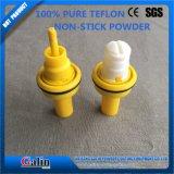 Revestimento do pó/bocal eletrostáticos do pulverizador/pintura com Teflon
