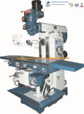 CNC 금속 3개의 축선 Dro 회전대 헤드 X6336clw-2를 가진 절단 도구를 위한 보편적인 수직 포탑 보링 맷돌로 간 & 드릴링 기계