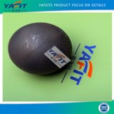 25mm-125m m forjaron la bola de acero de pulido de la explotación minera de la bola de acero