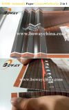 Papel elétrico de Digitas A3 A4 do fornecedor da manufatura da fábrica de Boway que vinca e máquina de perfuração
