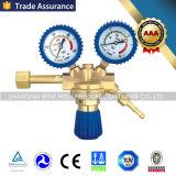 Regulador de alta pressão do CO2 do dispositivo de segurança do gás dos reguladores de pressão do gás