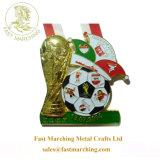 YouthのためのカスタムGood Quality Maker Sport Soccer Medal