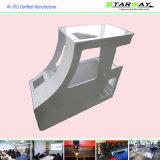 金属粉シート・メタルレーザーの切断の曲がる機構の上塗を施してある機構の製造の部品