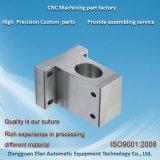 2D Commande numérique par ordinateur d'aluminium d'OEM de précision de retrait usinant les pièces de machines centrales