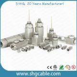 90 de Schakelaar van de Speld van het Aluminium van de graad voor de Coaxiale Kabel van de Boomstam Qr540 P3 500 (TC12)