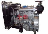 ディーゼル発電機セットのためのWater-Cooledおよび4ストロークのディーゼル機関