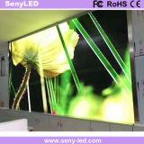 Vídeo a todo color de interior de P3mm HD que hace publicidad de la visualización de LED