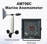 Oil Tanker를 위한 2 수준 Alarms Anemometer 또는 Wind Meter/Anemoscope