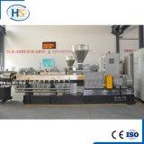 Fabrikant van de Extruder van de Schroef van Haisi van Nanjing de Plastic Tweeling in Plastic Uitdrijving