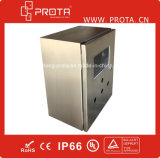 Panel de control resistente al agua 304 316 Acero inoxidable Electric Box