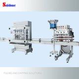 Máquina de Llenado automático y la máquina de embalaje para la Salsa de la serie de AVF