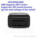 Gemakkelijk installeer GPS van de Auto/van de Motorfiets Volgend Apparaat met het Alarm van de Vraag T209