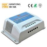 Contrôleur solaire 10A de chauffe-eau de l'usine de la Chine (SRAB10)