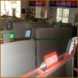 Placa inoxidable estándar de la hoja de acero de ASTM 304 con descuento