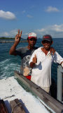 La pêche en mer profonde de la culture de l'ouverture de la cage Net