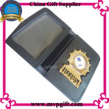 고객 2D/3D 로고 경찰 기장 사용 (m-pb001)를 가진 금속 기장
