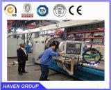 CJK6628X3000 tour CNC tuyau d'huile