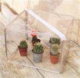 Onlylifeの園芸植物の保護PVC透過Foldable温室