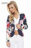 꽃 한 벌 사무실 여자 재킷
