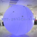 L'aerostato gonfiabile di colore del LED
