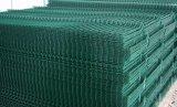 안전 보호를 위한 Galvanized/PVC에 의하여 입히는 용접된 담