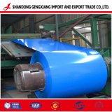 PPGI couleur/bobine en acier recouvert de feuille d'acier bas prix