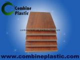 ورقة من البلاستيك مواد البناء البلاستيكية رغوة لأثاث
