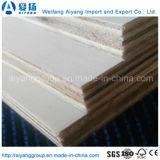 紙やすりで磨かれる双方が付いている工場直売のポプラの商業合板