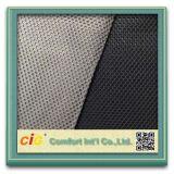 Verzerrung strickte Trikot-Polyester-Abschluss-Loch-Ineinander greifen-Gewebe