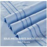 1500 Colección Supremo microfibra ropa de cama extra suave de poliéster Sábanas