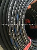 """La norme DIN EN 853 SAE100 3/4"""" sur le fil flexible hydraulique à deux plis R2/ 2SN"""