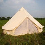 China Factory Price Round Circle Bell Tents for Outdoors Camping