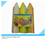 Craie Jumbo sans poussière dans un panier en plastique