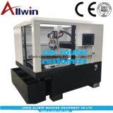 Mini macchina per incidere del router di CNC della forma metallica 4040