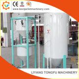 Lubrificante Líquido Óleo automática adicionando a máquina com o Sistema de Pulverização aérea