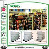 Épicerie étagère rack d'affichage