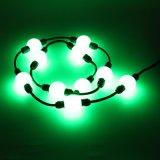 Iluminação decorativa Multicolor da esfera do diodo emissor de luz 3D do clube noturno do disco da barra