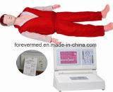 CPRの人体摸型の自動計算機の心肺機能蘇生Yj-Crp90