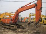 Máquina escavadora usada barata da esteira rolante de Hitachi Ex200-5, original de Japão