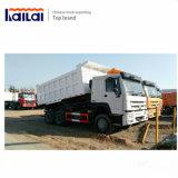 HOWO 6X4 30ton Speicherauszug-Lastkraftwagen mit Kippvorrichtung