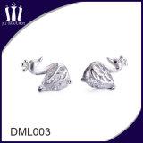 Zirkoon 925 Echte Zilveren Oorringen van de Namaakbijouterie
