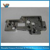 Plastica lavorante di Peek di CNC di precisione