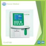 L'équipement de clinique médicale de l'hématologie de l'analyseur de sang (YJ-H7100)