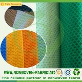 Ткань PP Non сплетенная с пересеченной конструкцией