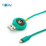 Nouveau design Ycom Cute Cartoon câble chargeur USB pour iPhone