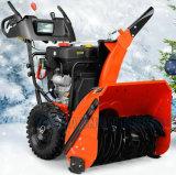 """375cc (13л.с.) 28"""" снега цепного привода двигателя 2 этап снег Индикаторный стержень"""